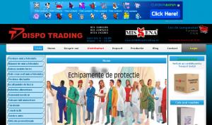 Magazinul Online dispotrading.ro