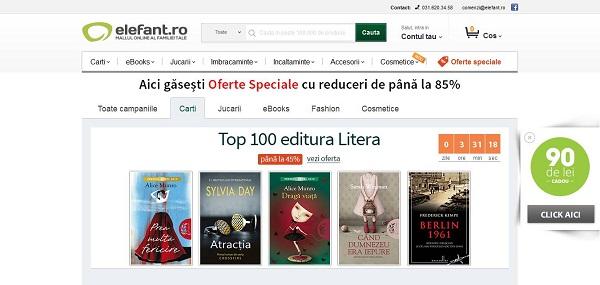 Magazinul Online Elefant.ro