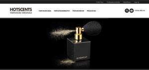 Magazinul Online Hotscents.ro