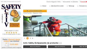 Magazinul Online lucru-protectie.ro