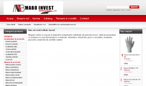 Magazinul Online maboinvest.ro