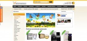 Magazinul Online Parfumexpress.ro