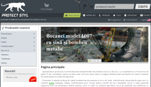 Magazinul Online protectstyl.ro