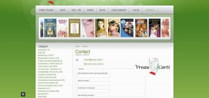 Magazinul Online Vreau-carti.ro