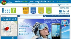 magazinul online baset.ro