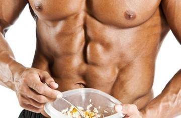 Nutritia in culturism
