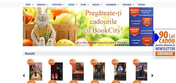Magazinul Online Bookcity.ro