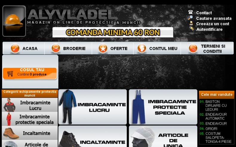 Magazinul Online magazin-protectia-muncii.ro