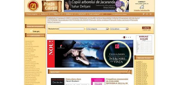 Magazinul Online Piata-Cartii.ro