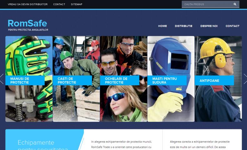 Magazinul Online romsafe.ro