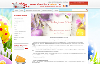 Magazinul Online alimentaraonline.com