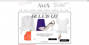 Magazinul Online amafashion.ro