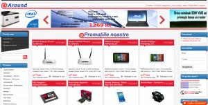 Magazinul Online around.ro