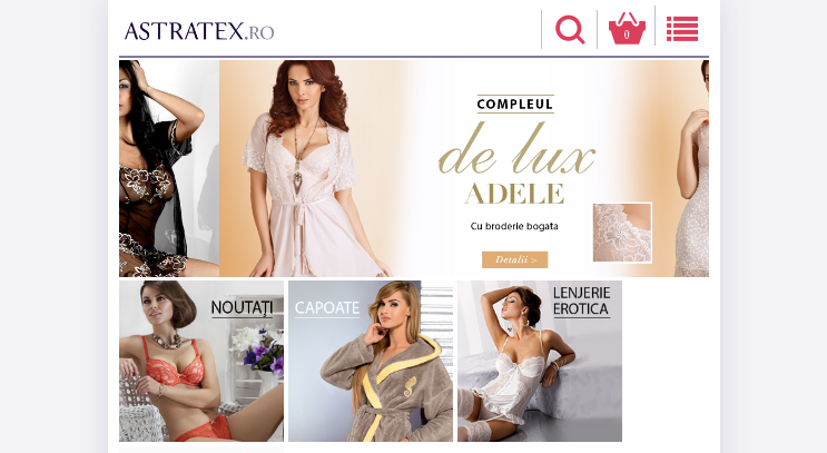 Magazinul Online astratex.ro