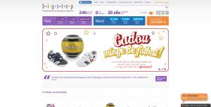 Magazinul Online bigstep.ro