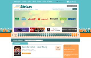 Magazinul Online bilete.ro