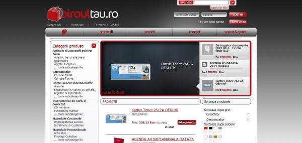 Magazinul Online biroultau.ro