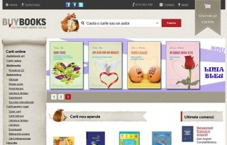 Magazinul Online buybooks.ro