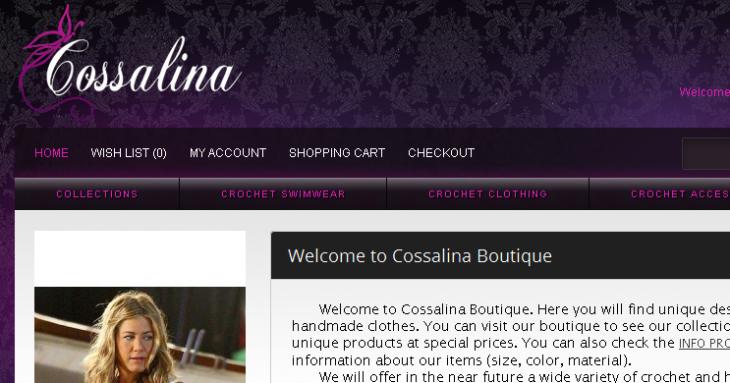 Magazinul Online cossalina.com