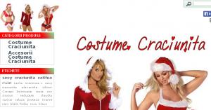 Magazinul Online costumecraciunita.ro