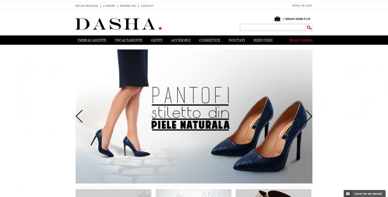 Magazinul Online dasha.ro