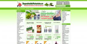 Magazinul Online depozituldenaturiste.ro