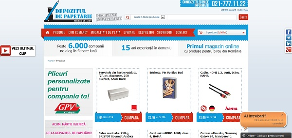 Magazinul Online dpap.ro