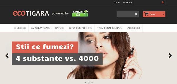 Magazinul Online ecotigara.ro