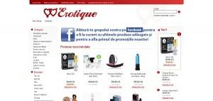 Magazinul Online erotique.ro