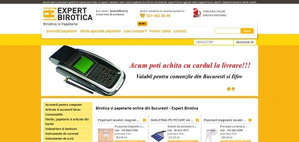 Magazinul Online expertbirotica.ro