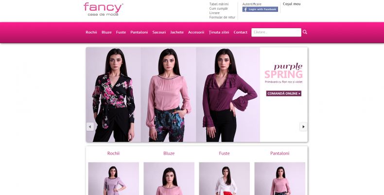 Magazinul Online fancycouture.ro