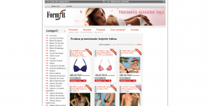 Magazinul Online formfit.ro