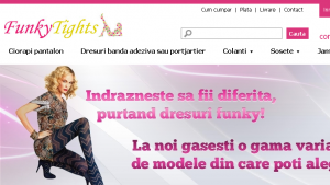 Magazinul Online funkytights.ro