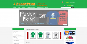 Magazinul Online funnyprint.ro