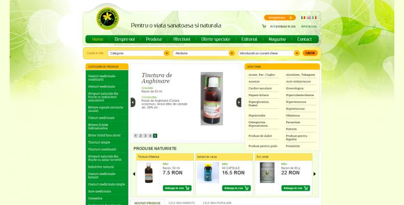 Magazinul Online hypericum-plant.ro