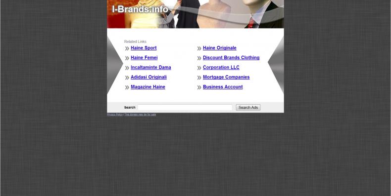 Magazinul Online i-brands.info