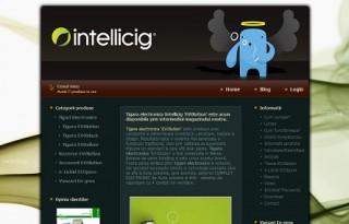 Magazinul Online intellicig.ro