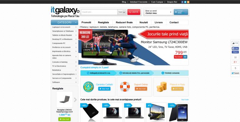 Magazinul Online itgalaxy.ro