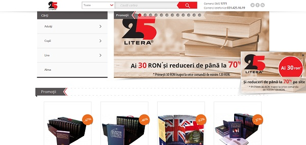 Magazinul Online litera.ro