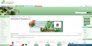 Magazinul Online mamanatura.ro