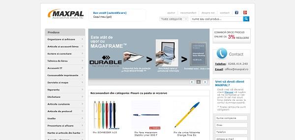 Magazinul Online maxpal.ro
