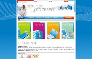 Magazinul Online milano-papetarie.ro