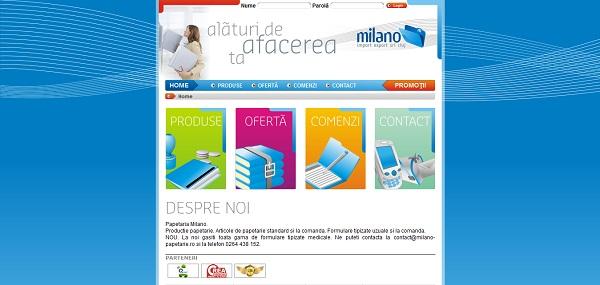 Magazinul Online milano-papetarie.ro
