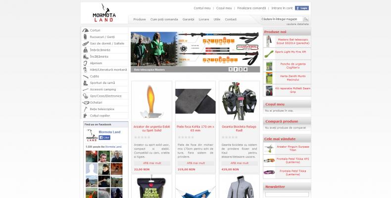 Magazinul Online mormota.ro