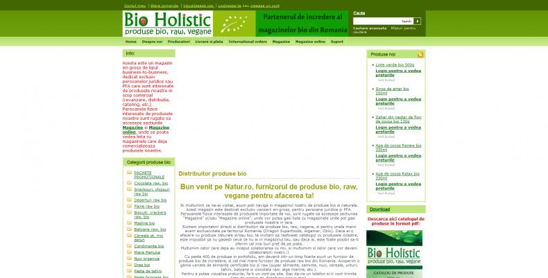 Magazinul Online natur.ro