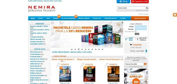 Magazinul Online nemira.ro
