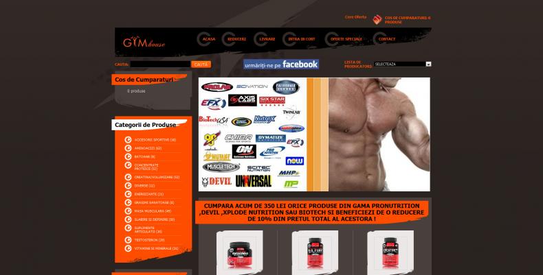 Magazinul Online nutrishop.ro