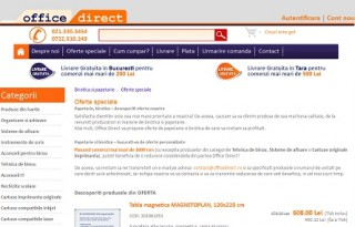 Magazinul Online officedirect.ro