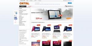 Magazinul Online oktal.ro