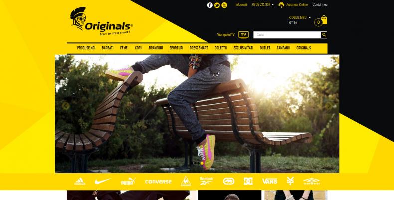Magazinul Online originals.ro